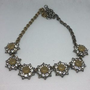 J Crew bling necklace